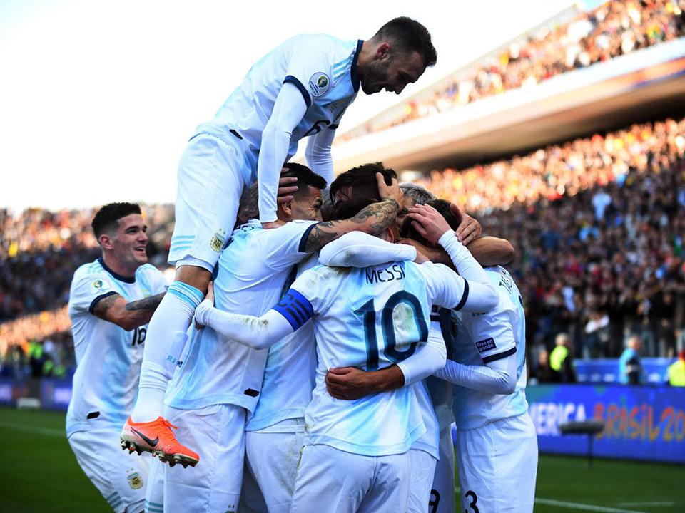アルゼンチン 対 チリ